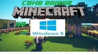 Tutorial: Como Baixar e Instalar Minecraft Para Windows 8/8.1/7