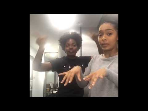 Try Not to Smile  Yara Shahidi and Her Mother Are LIT!!!!