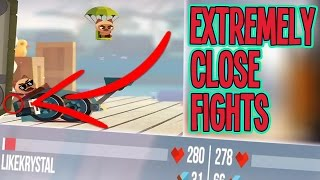 Video EXTREMELY CLOSE FIGHTS | FUNNY MOMENTS #1 | CATS: Crash Arena Turbo Stars download MP3, 3GP, MP4, WEBM, AVI, FLV Maret 2018