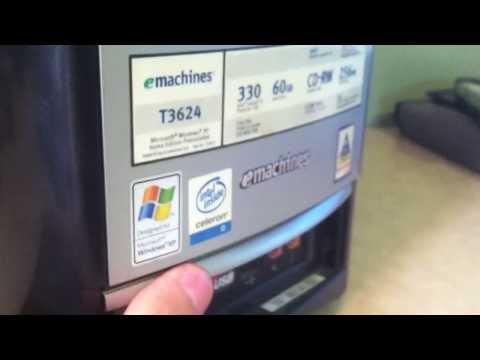 EMACHINES T3624 NETWORK TREIBER WINDOWS 8