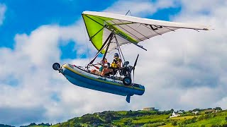 Flying Dinghies and Giant Mantas! Sailing Vessel Delos Ep.255