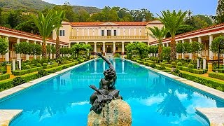 The Getty Villa, Malibu, Los Angeles