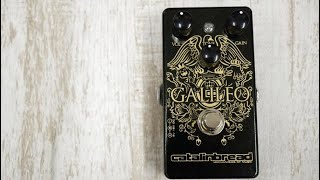 Catalinbread Galileo Guitar Pedal (Brian May Vox AC-30 & Treble Booster In a Box)