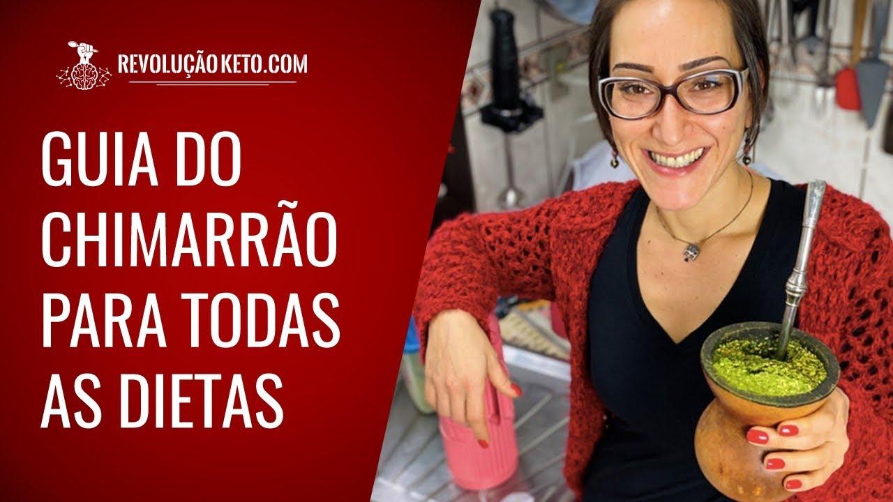 Guia do Chimarrão para todas as Dietas