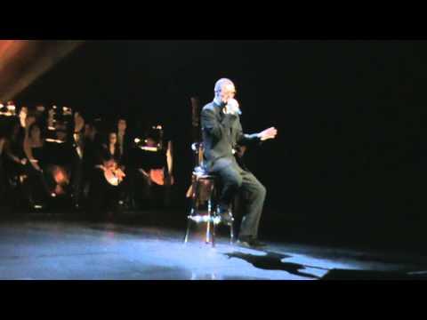 George Michael -  Understand - Royal Opera House - Symphonica - 6.11.2011