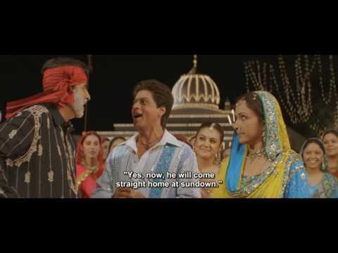 "English, Spanish and Hindi Subs ""Lodi"" Veer-Zaara Official Video"