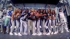 Proposal at Dallas Cowboys Game