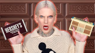 Hershey's Chocolate Makeup... Is It Jeffree Star Approved?!