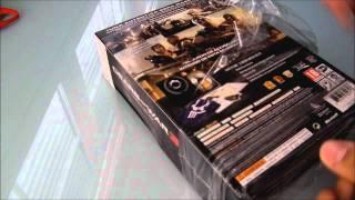 Unboxing Gears of War 3 Edición Limitada para Xbox 360