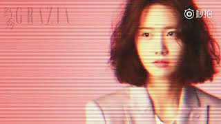 🌟180115🌟 YoonA for 🙎 Grazia China Vol. 339 Jan Issue. OMG.. Her gaze, her legs 😲🙈✨✨📹📹