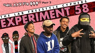 The Lab Freestyle Cypher Show Experiment #58 Part II - February 21, 2019