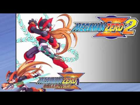 Mega Man Zero Collection OST - T2-13: Sand Triangle (Forest of Dysis - Hyleg Ourobockle's Stage)