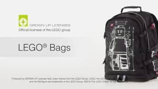 LEGO - Tech Teen Backpack