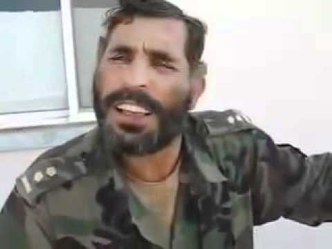 Afghan Funny Soldier Learning English PART 1.flv