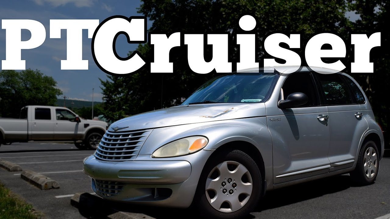 2004 chrysler pt cruiser regular car reviews youtube. Black Bedroom Furniture Sets. Home Design Ideas