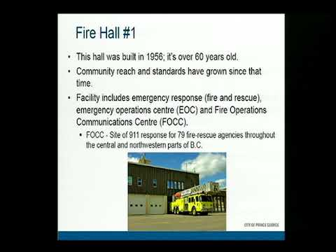 Digital Town Hall – Fire Hall #1 - Referendum 2017