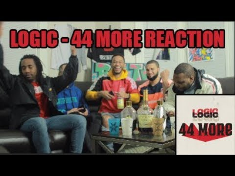 LOGIC - 44 MORE REACTION/REVIEW