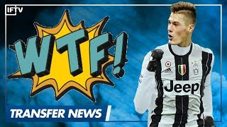 Video HERE'S WHY PATRIK SCHICK MIGHT NOT JOIN JUVENTUS! 😱 | Serie A Transfer News download MP3, 3GP, MP4, WEBM, AVI, FLV Oktober 2017
