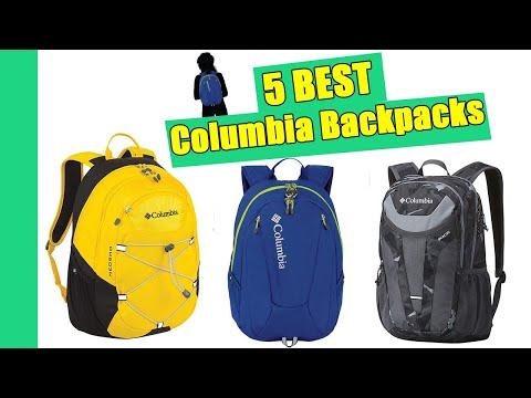 Backpack: 5 Best Columbia Backpacks in 2020 | Backpacks Buying Guide