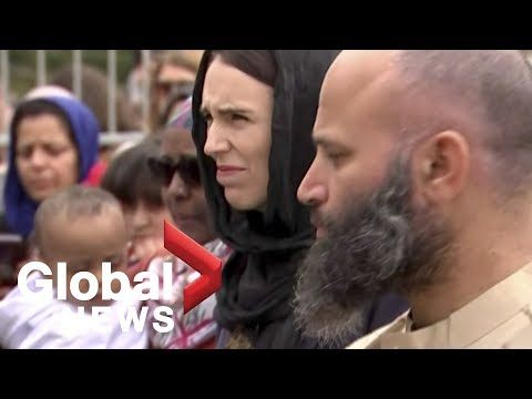 New Zealand shooting: PM Jacinda Ardern discusses latest on Christchurch mosque shootings