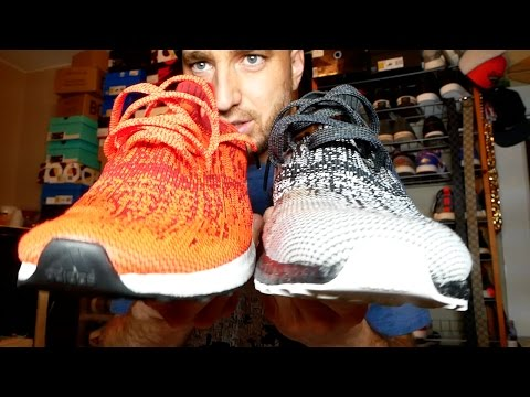 How to Lace Your Adidas Uncaged Ultra Boost!! Best Lacing Tutorial!