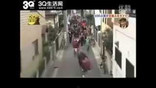 Funny Japanese Pranks, Running Prank From Japanese Game Show