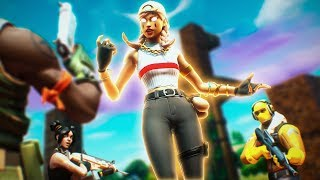 Going *GODMODE* In The World Cup Finals - 11 Kills! (Fortnite Battle Royale)