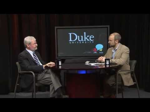 Dr. Ed Buckley on Becoming a Doctor {Duke University Office Hours}
