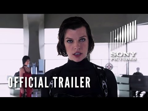 RESIDENT EVIL: RETRIBUTION (3D) – Official Trailer – In Theaters 9/14