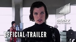 RESIDENT EVIL: RETRIBUTION (3D) - Official Trailer - In Theaters 9/14