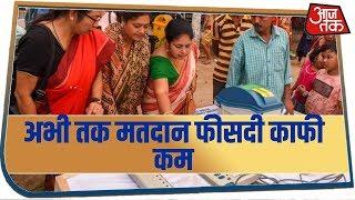 Haryana-Maharashtra में सुबह में मतदान प्रतिशत काफी कम, सुनिए सरकार बनाने पर ये बोलीं Pankaja Munde