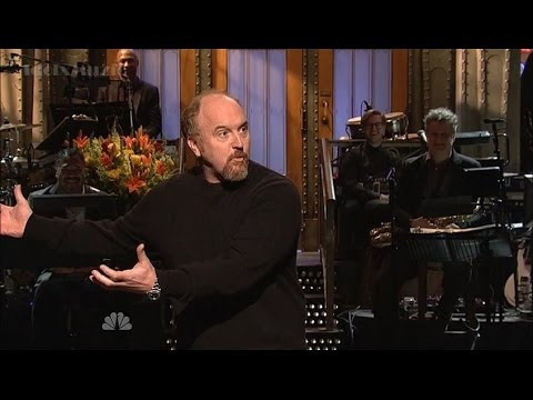 Louis C.K. - Monologue - SNL - Hilarious Stand-Up Comedy 2014