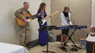 """Sarah Spayd~""""Jesus in Disguise""""~(cover)"""