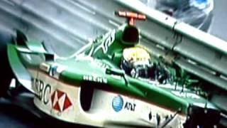 Gp Brasile 2003 - FIA Highlights HD - Prima vittoria di Fisichella in F1