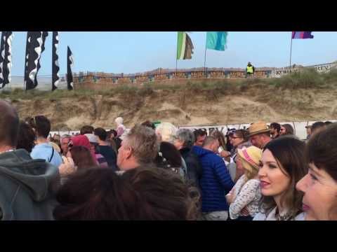 Stranglers at tunes in the dunes