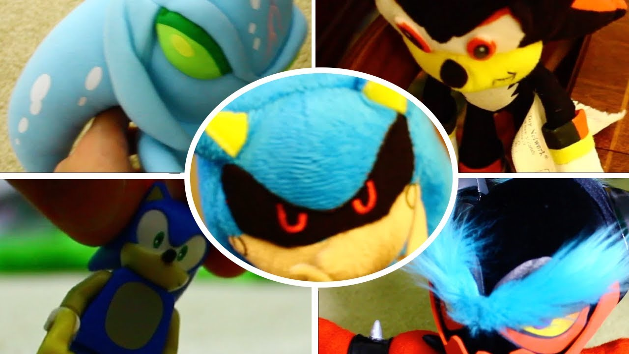 Metal Sonic S Forces Super Plush Sonic Youtube