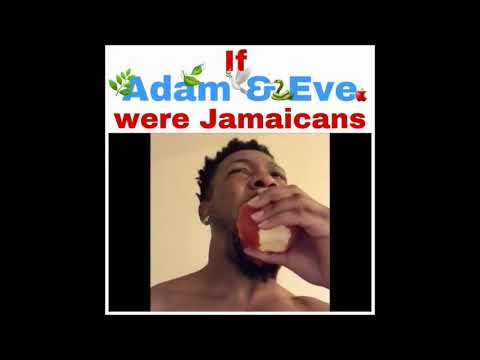 Prince Marni Suzan  If Adam and Eve were Jamaicans