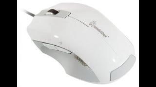 Оптическая проводная мышь Smartbuy SBM 503 W.Обзор,установка,тест.