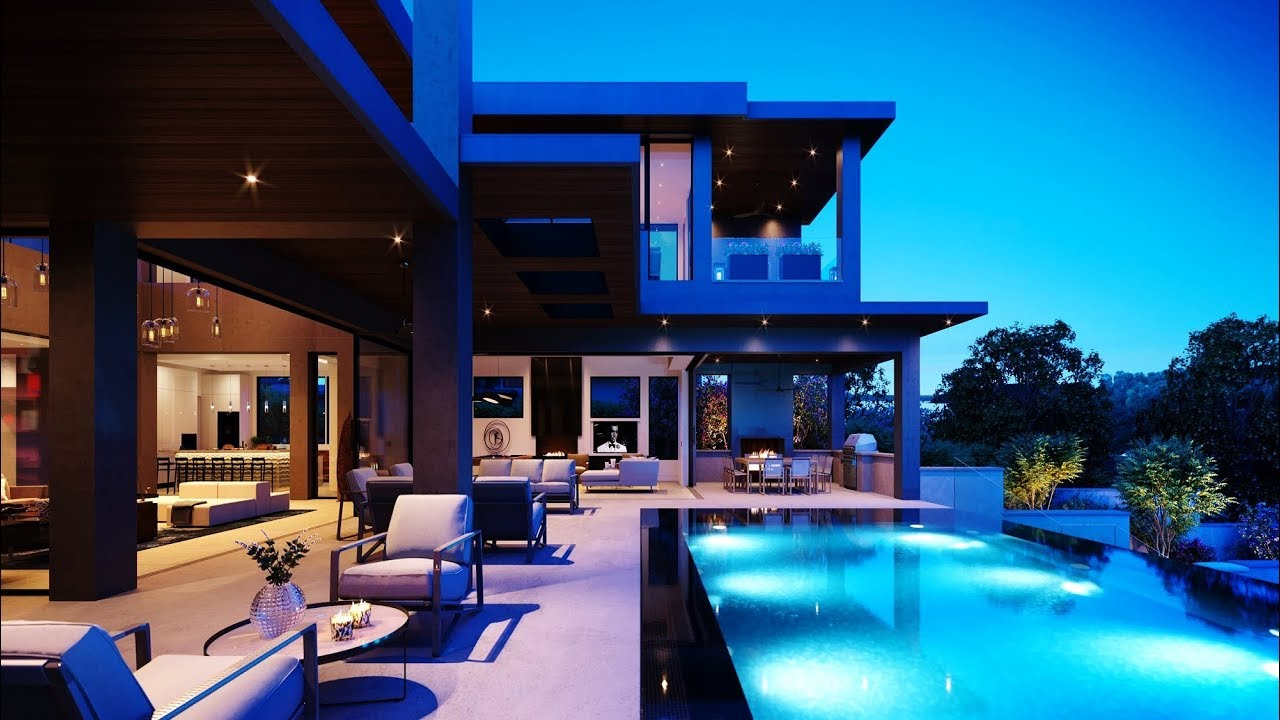 Remarkable Spectacular Modern Luxury Masterpiece Residence ...