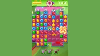 Candy Crush Jelly Saga - Level 85 - Nivel 85 - no boosters