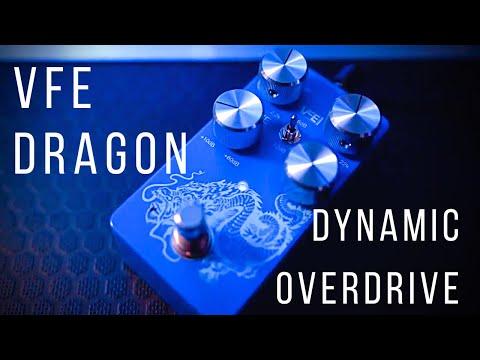 The Heaviest Strat Tones!!! | VFE Dragon Overdrive
