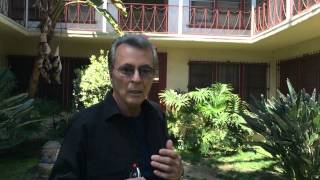 James Darren shows us his first apartment in L.A.