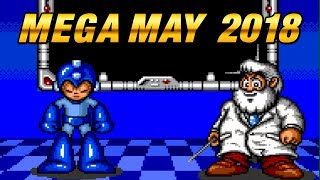 Mega Man: The Wily Wars (MD) - Mega May 2018