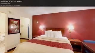 Red Roof Inn Las Vegas Video Virtual Tour