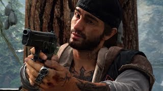 DAYS GONE PS4 GAMEPLAY WALKTHROUGH REACTION (E3 2017)
