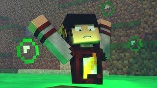 Minecraft Mods: Porco Aguá Ácida & Areia Movediça  - Corrida de Lucky Block ‹ AM3NIC ›