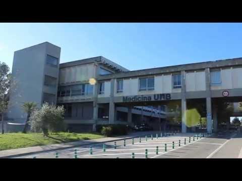 Exterior Facultat Medicina Universitat Autònoma de Barcelona (UAB)
