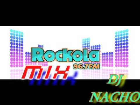 ROCKOLA MIX CUMBIATON - POR DJ NACHO 75