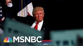 Donald Trump Surrogate Says US Economy Is On 'Life Support' | MSNBC