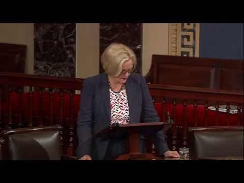 McCaskill: Senate